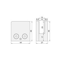 Picture of GS GC 109 (OD-S900) Clamp INOX SAT