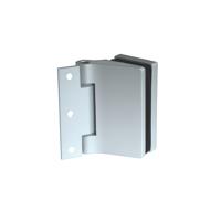 Picture of SA CU01-1 alu/glass clamp, aluminium