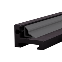 Picture of IG AD 5700 MINI BLACK Aluminium doorframe
