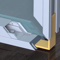 Picture of IG AD CORNER BRACKET for alu doorframe